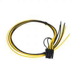 Servisní kabel ATX AK-SC-20 PCI-E 6+2-pin 450 mm
